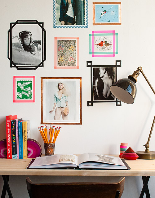 20 Ways to Decorate With Washi Tape - Knock Off Decor