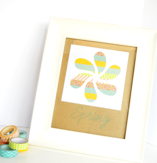 20 Ways to Decorate With Washi Tape - Simply Designing