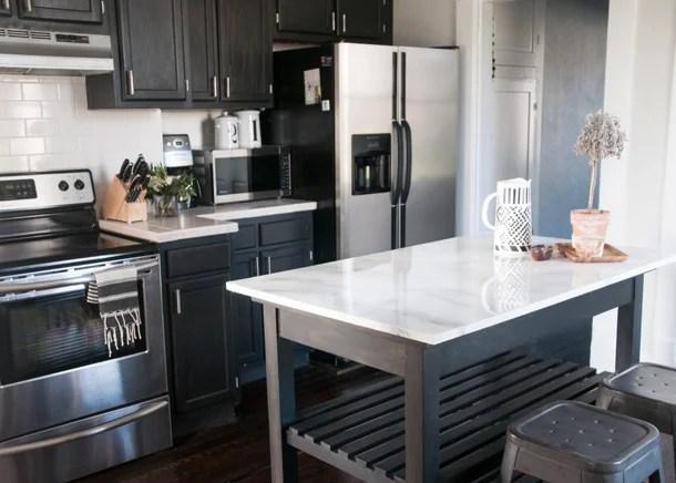 10 Inexpensive But Amazing DIY Countertop Ideas
