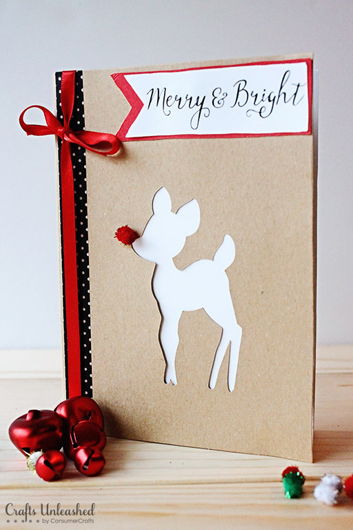 Merry Bright DIY Christmas Cards Crafts Unleashed 2