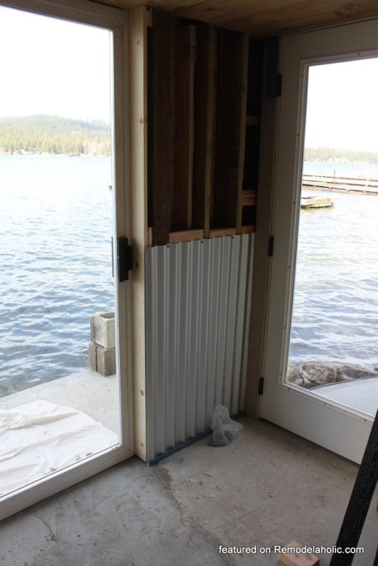 Boat House Renovation Before And After Featured On @Remodelaholic (36)