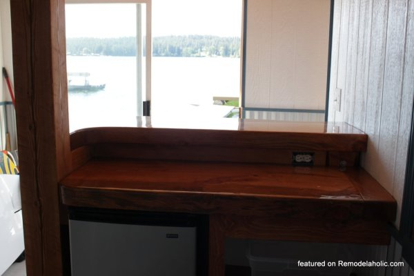 Boat Shed Renovation Before And After Featured On @Remodelaholic (4)