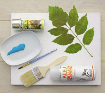 25 DIY Canvas Art Projects Remodelaholic Feature