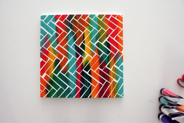 DIY Canvas Art Projects Refinery29