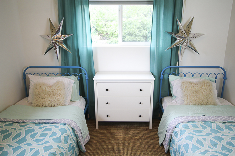 DIY Ikea Dresser Hack Updating With Wallpaper @remodelaholic 1