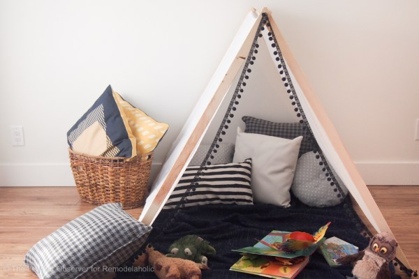 DIY Kids Tent The Learner Observer 15