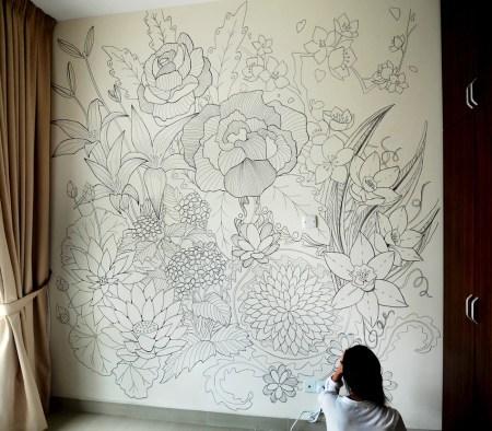 remodelaholic 15 amazing diy sharpie walls