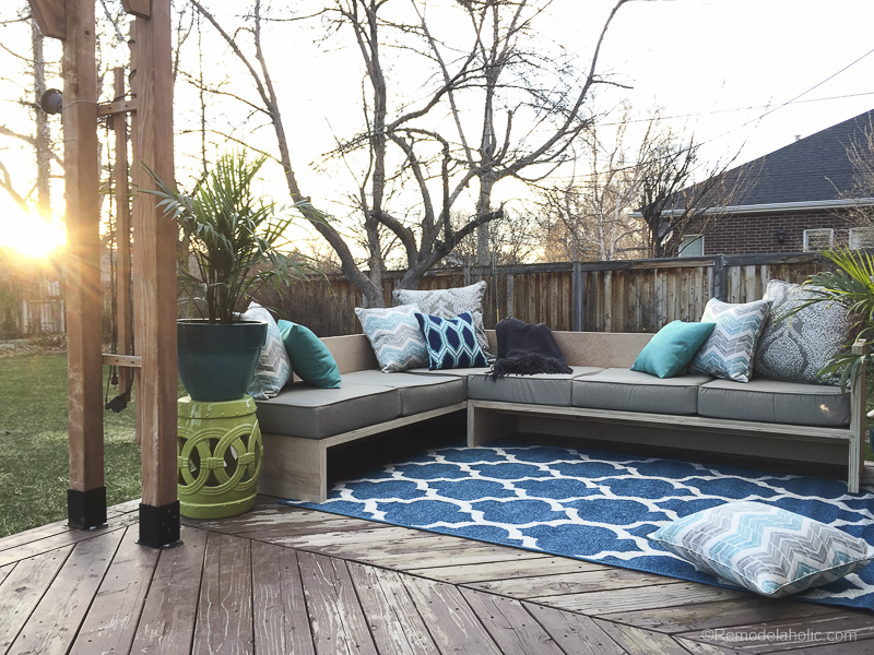 Better Homes And Gardens For Walmart Cushions @remodelaholic 8