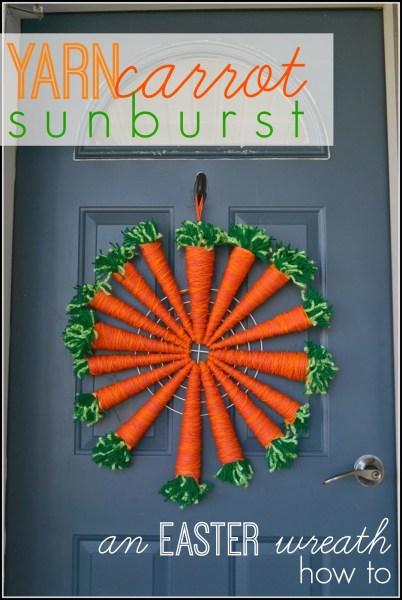 Carrot Sunburst