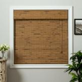 Fireplace Builtins Bamboo Blinds