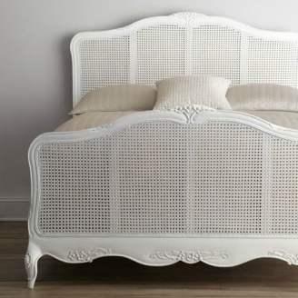 Shabby Chic Mid Century Bed