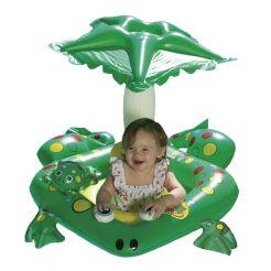 25 Poolmaster Frog Baby Rider