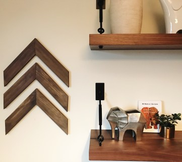 DIY Wooden Arrow Tutorial, Home Decor | Remodelaholic