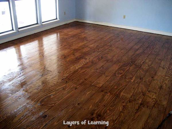 Layers Of Learning, Plywood Floors 1