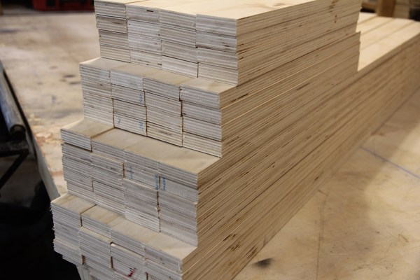 Cut Plywood @Remodelaholic