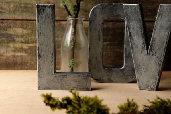 Diy Faux Zinc Letters Apieceofrainbow (11)