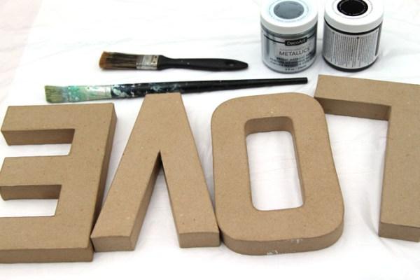 Diy Faux Zinc Letters Apieceofrainbow (3)