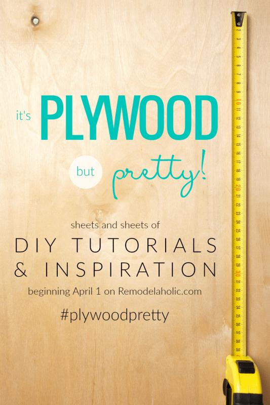 Plywood Pretty