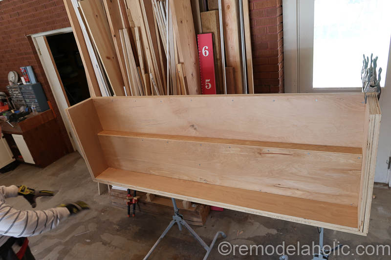 Plywood Sofa Sectional 2 2