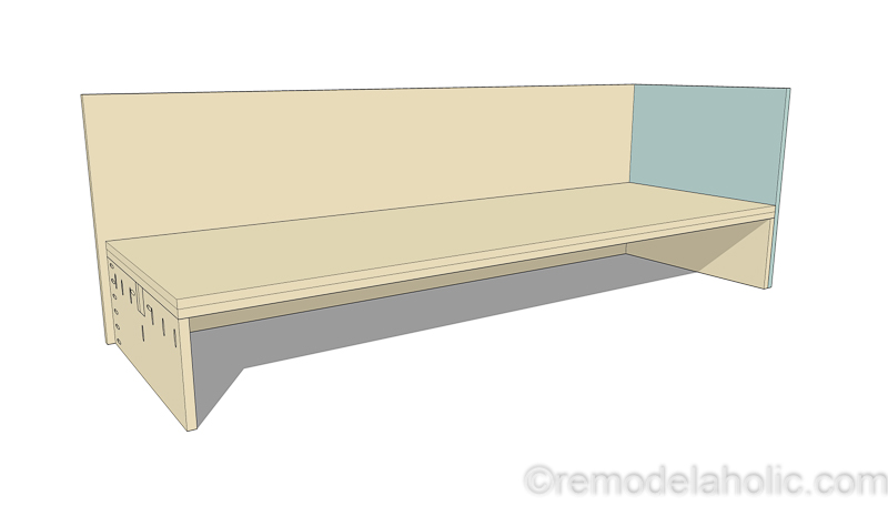 Plywood Sofa Sectional 39
