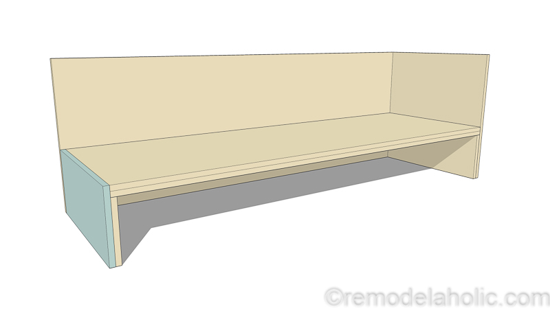 Plywood Sofa Sectional 41
