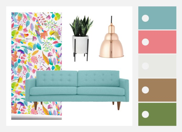 Decorating with Bold Wallpaper | Featured Image