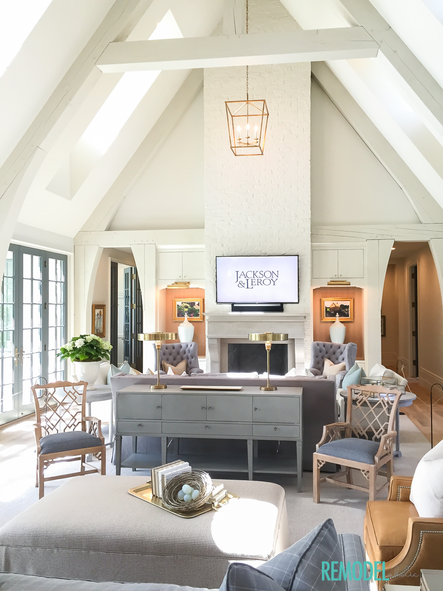 Modern Living Room: Get This Look: Ancient Modern Living Room