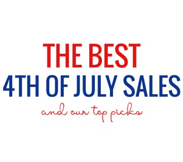 Best 4th July Sales Top Picks
