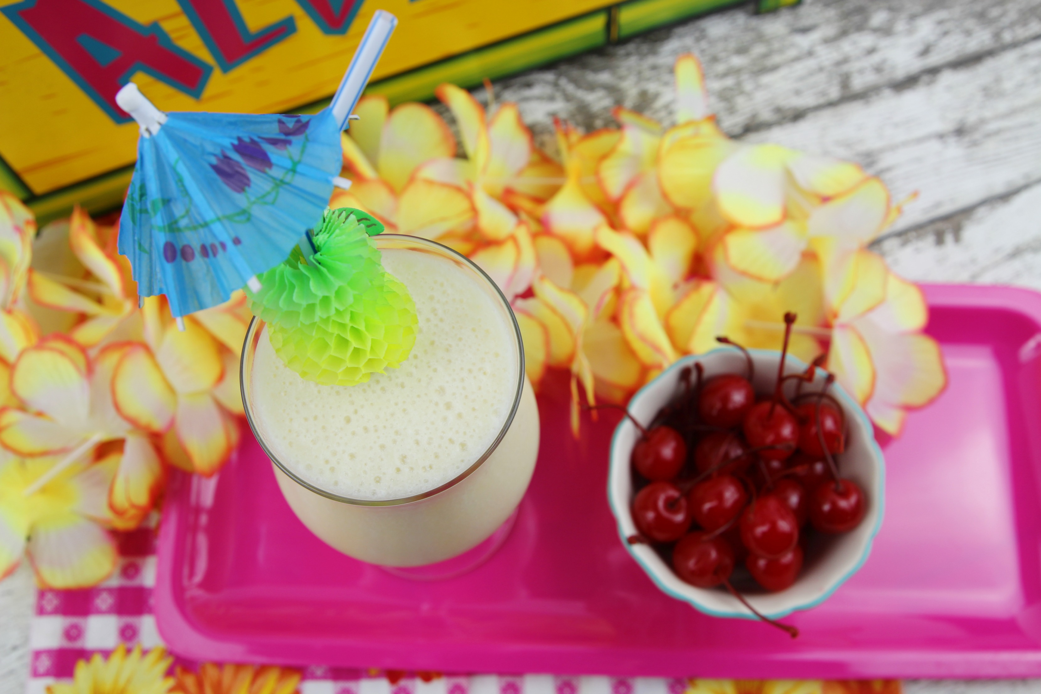 Remodelaholic pina colada smoothie fandeluxe Images