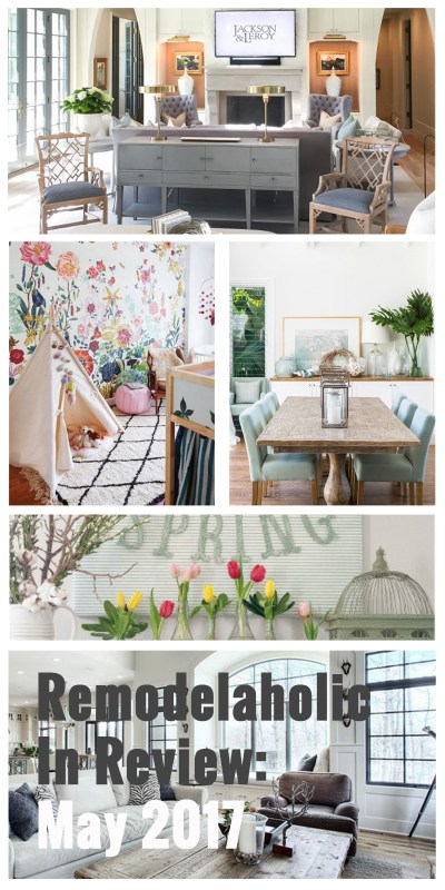 Beautiful spring and summer DIY projects for your home and yard, plus video tutorials and some recipes for good eats, too!