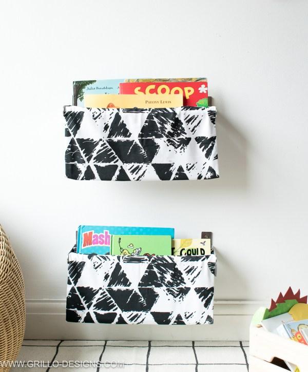 DIY FABRIC BOOK SLING Grillo Designs Www.grillo Designs.com 1 12