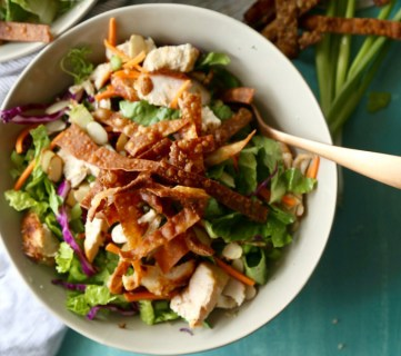 Feature Image Oriental Chicken Salad
