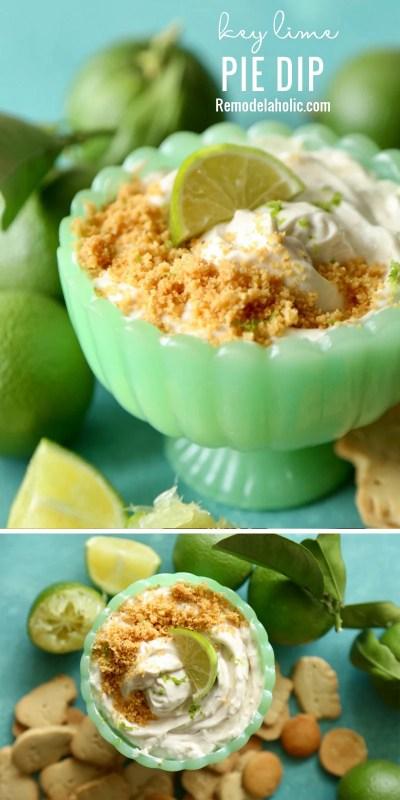 Key Lime Pie Dip Remodelaholic