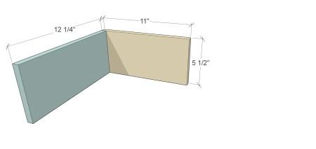 Remodelaholic Yard Dominoes Step 1