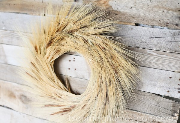 12Fall Wheat Wreath By Blooming Homestead Copy