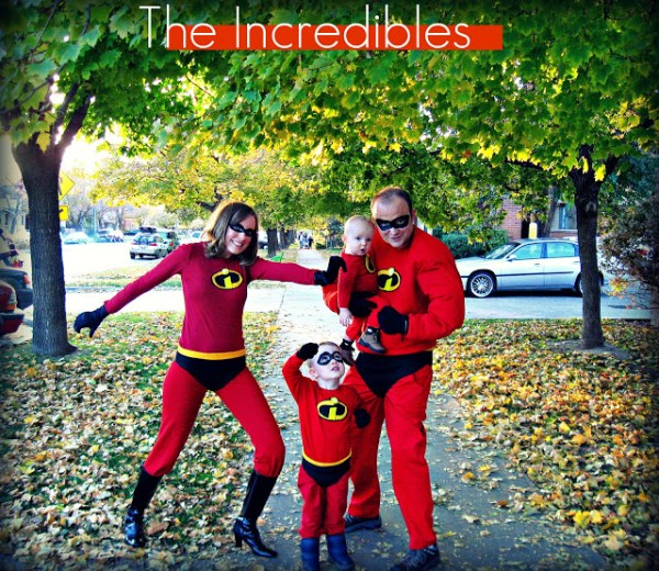 The Incredibles Freshly Completed