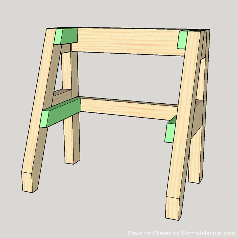 Diy Ladder Chair Sawsonskates 14