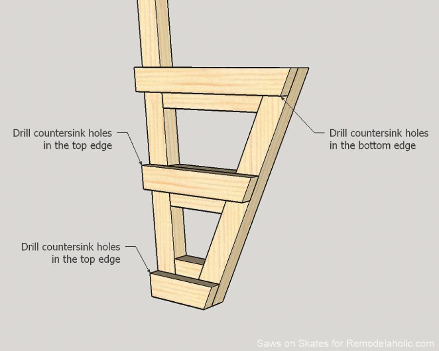 Diy Ladder Chair Sawsonskates 29