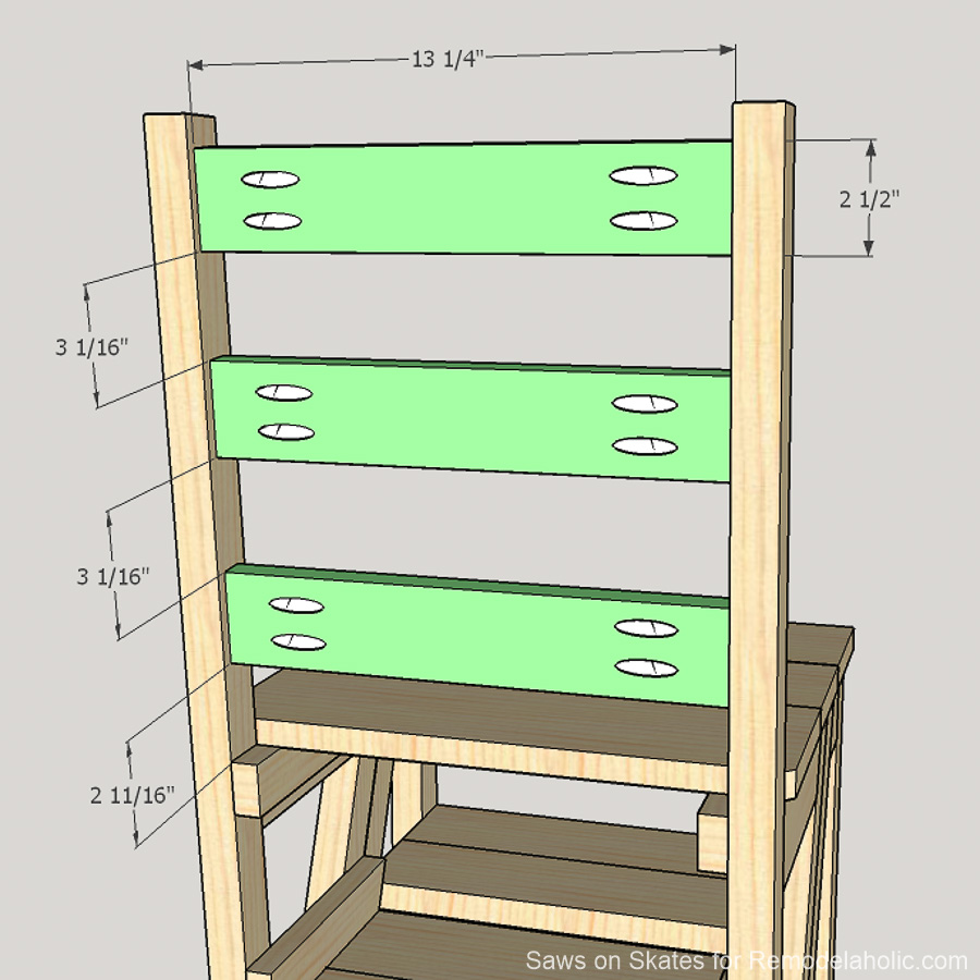 Diy Ladder Chair Sawsonskates 34