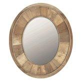 Farmhouse Bedroom 03 Wood Mirror