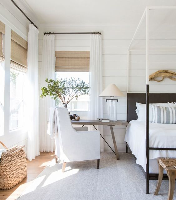 The Homify Guide To Decorating A White Bedroom: 12 Items For A Perfect Fixer Upper Style