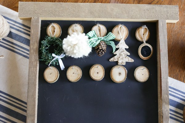 DIY Advent Calendar | This Mamas Dance For Remodelaholic 6