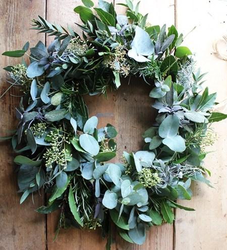 Foliage Wreath 15