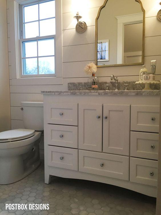 Classic Farmhouse Bathroom Inspiration