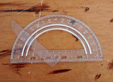 Remodelaholic Star 3 Ways Protractor
