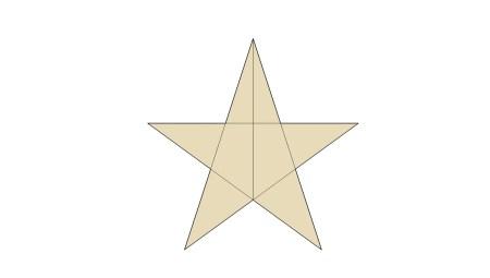 Remodelaholic Star 3 Ways Step 5