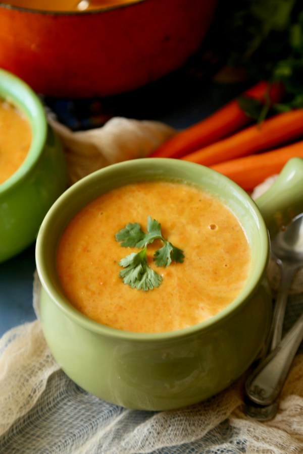 Carrot Soup Remodelaholic 5