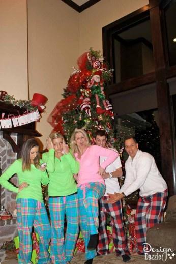 Christmas Pajamas 2