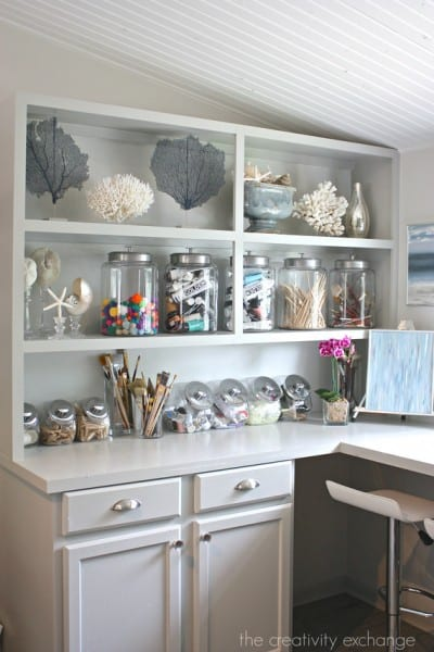 Creative Ways To Use Candy And Cookie Jars For Out In The Open Organizing. Jar Sources On The Creativity Exchange