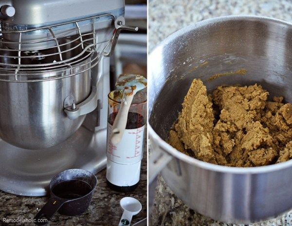 Gingerbread Dough Recipe, From Scratch, On Remodelaholic
